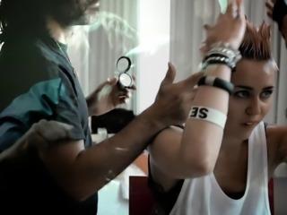 Miley Cyrus - V Magazine Photo Shoot