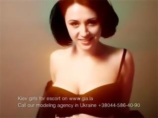 video of Kiev escort girls from Ukrainian agency