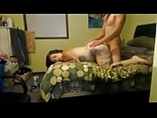 Asian Teen Smothers Pervert&#039_s Face with Her ASS