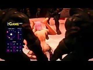 Trans sweet schoolgirl fucked hard by cruel minotaur outdoor Horror Anal