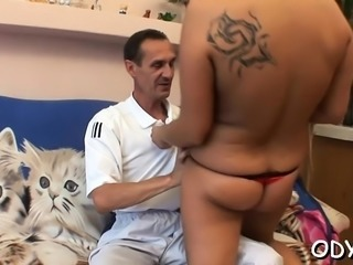 Horny youngster Vera gets fully satisfied