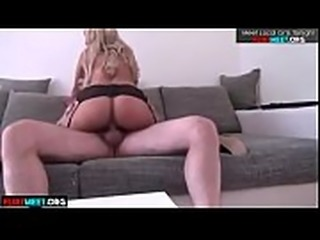 Hot Mother Lets Son Fuck HARD