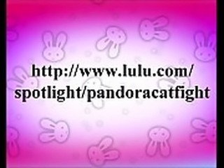 PandoraCatfight complete catalog -  Catfight anime comics
