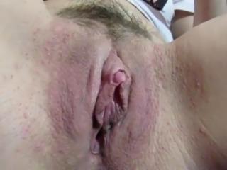 Extreme close up Big clit pussy squirting orgasm clitoris torturing masturbation
