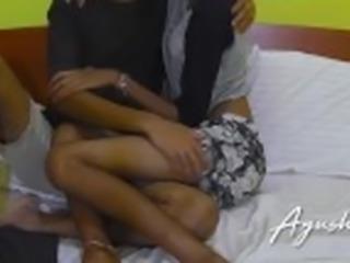 sri lankan school couple romantic new leak...