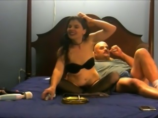 Sexy young Stepmom Sucks Cock Gets Awesome Three Hole Fuck and Facial