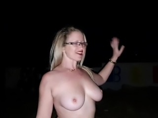 Benidorm at night. extreme stripper and live sex show Sara 69er welcomes u