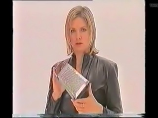 Penny Smith in Rubber Suit