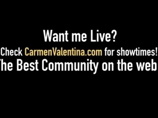 Curvy Carmen Valentina & Jessa Rain Take Turns Riding Cock!