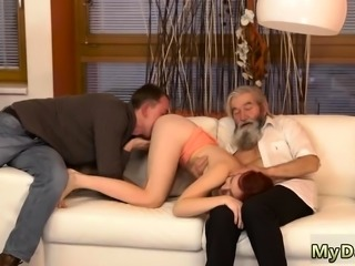 Old spanish and bald guy fucking anal cumshots Unexpected