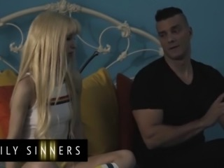 (Ramon Nomar) Fucks His Step Niece (Kenzie Reeves) Tight Pussy - Family Sinners
