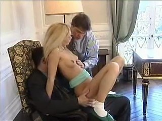 Czech young skinny blond hot Camilla Krabbe DPed