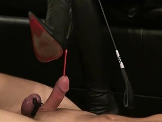 boots whipping riding crop