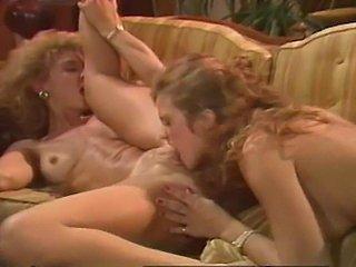 Alicia Monet licks Nina Hartley