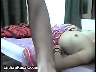 Indian Delhi couple fucking very hard in their bedroom