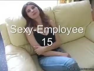 Sexy Employee-Simi Green