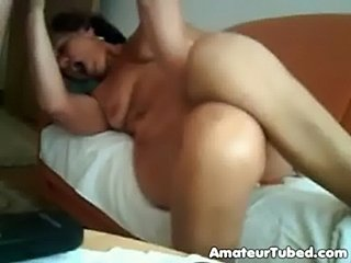 Amateur Older. Great orgasm of  ... free