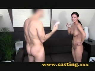 Casting - European babe is anal ... free