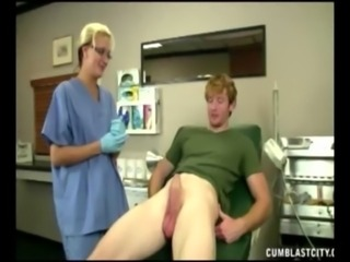 Horny doctor takes advantage of ... free