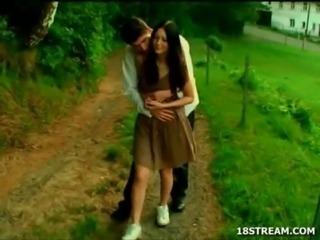 Karolina and Kristof free
