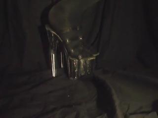 Crossdresser - Jayde Liu - Me, my nylons and heels video