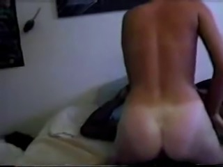 Hubby coaches wife with bbc