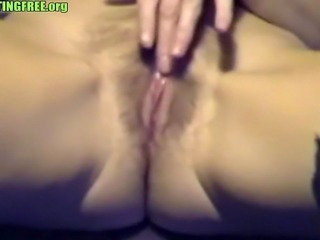 Real amateur hooker and real orgasm