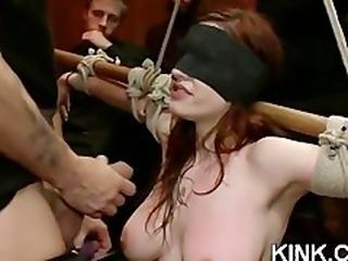 Hot pretty girl ass fucked