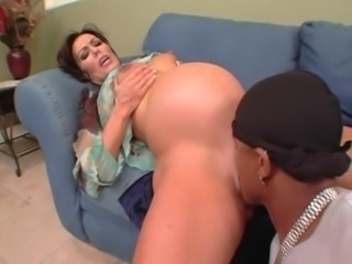 Nancy Vee - pregnant interracia ... free