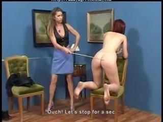 Minacco Caning bdsm bondage slave femdom domination