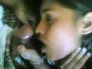 Amateur Yong Indian Couple