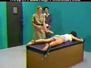 In The Punishment Room bdsm bondage slave femdom domination