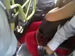 Gropingcooperative Desi Babe Getting Boobs Felt In Bus  indian desi indian...
