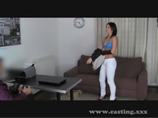 Casting Elegant Creampie free
