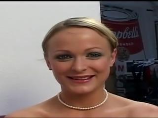 British slut Lorna in a FMM threesome