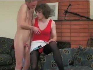 Hot acts with crossdressers compilation