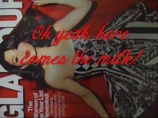 BIGflips Selena Gomez Cock And Cum Tribute