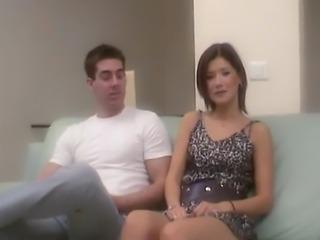 Casting 100% avec un jeune couple français qui ont tourné pour la 1ère...