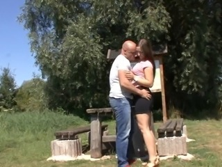 Sex im Freien - hier macht Voegeln noch Spass
