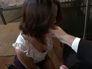Private investigator Mark Davis knows that Kristina Rose cheats her husband...