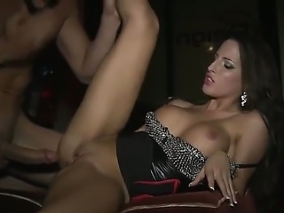 Filthy famous pornstar Jmac with hot