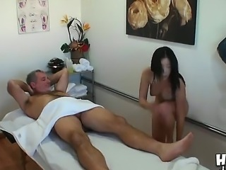 Asia Zo is one hell of a caring masseuse, without a doubt. Jay Crew is just...
