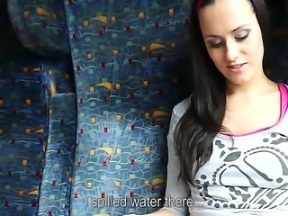 Hot interview with an amazing college babe Mea Melone which is telling all...