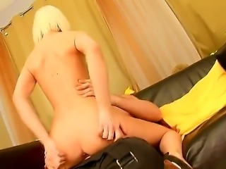 Milia is an anal virgin... but not for much longer. Watch Milia as her cute...