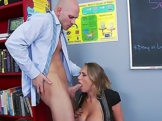 Have a look at flamboyant spicy blonde miss Alanah Rae with her big juicy...