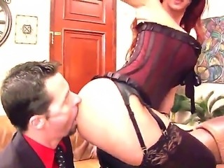 Jack Vegas gets dominated by sexual mistress Tiffany Mynx. She stays in...