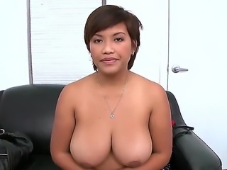 This chick definitely comes off as shy at first, but ask her a few questions...