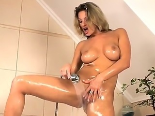 Amazingly hot masturbation scene from Carolyn Cage would make you aroused....