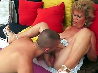 Effie is my friends granny whom I fucked! Her hairy pussy is awesome and she...