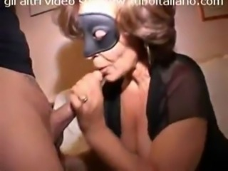 italian granny suck and fuck free